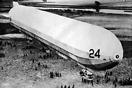 23 Class Airship 24r was built by William Beardmore and Company at Inc...