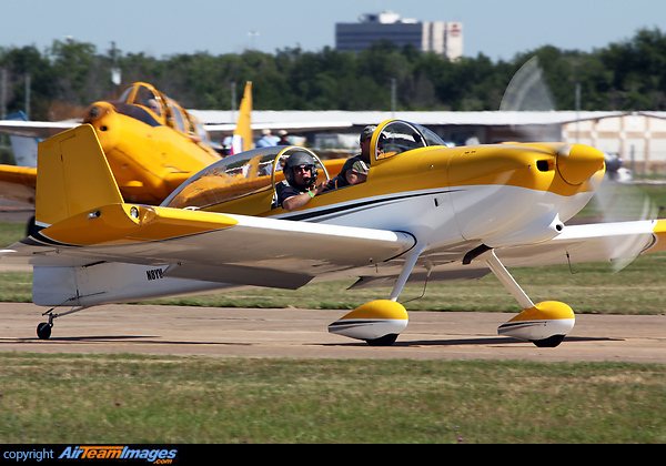 Van S Rv 8 N8yv Aircraft Pictures Amp Photos