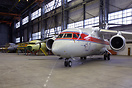The first An-148 for Air Koryo