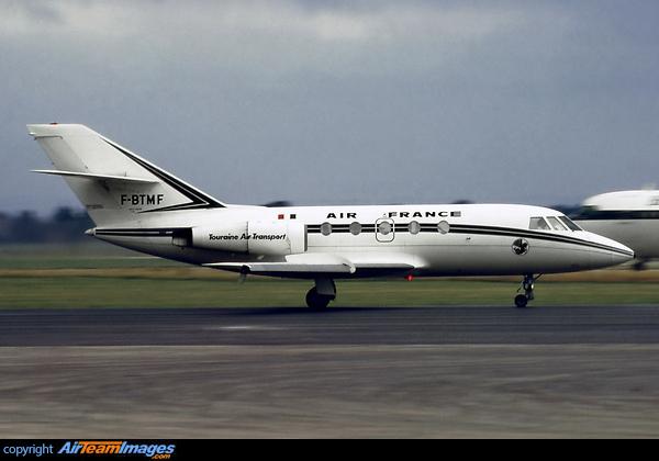 dassault falcon 20c f btmf aircraft pictures photos. Black Bedroom Furniture Sets. Home Design Ideas