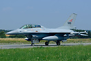 F-16BM Fighting Falcon