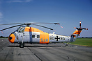 West German Navy SH-34G 8094 from MFG 5 at the Lee on Solent SAR Meet ...