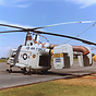 HH-43F Huskie 24521 from Det.12, 67th ARRS (Air Rescue and Recovery Sq...