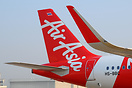 New Airbus A320 for AirAsia fitted with sharklets