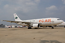 Short lived P.C.Air's Airbus A310-200  which initially made headlines ...