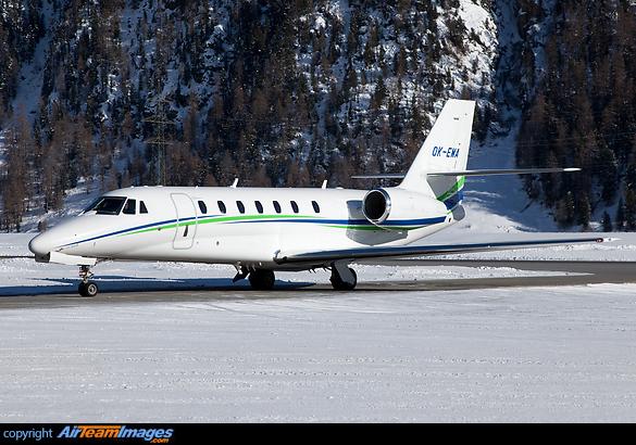 Citation Sovereign Travel Air Service