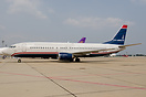 New aircraft for City Airways in basic US Airways colours