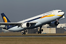 Brand new and 3th Airbus A333-302 in Jet Airways fleet.