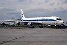 Demonstrating Snecma/GE CFM56 series engines to re-engine DC-8's, conv...
