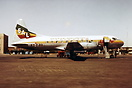 Ethipion Airlines first Convair 240  Re-registered ET-AAV in June 1964...