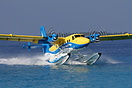 Trans Maldivian Airways operate a fleet of 24 DHC-6 Twin Otters from t...