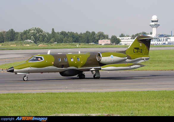 Bombardier Learjet 35A/S