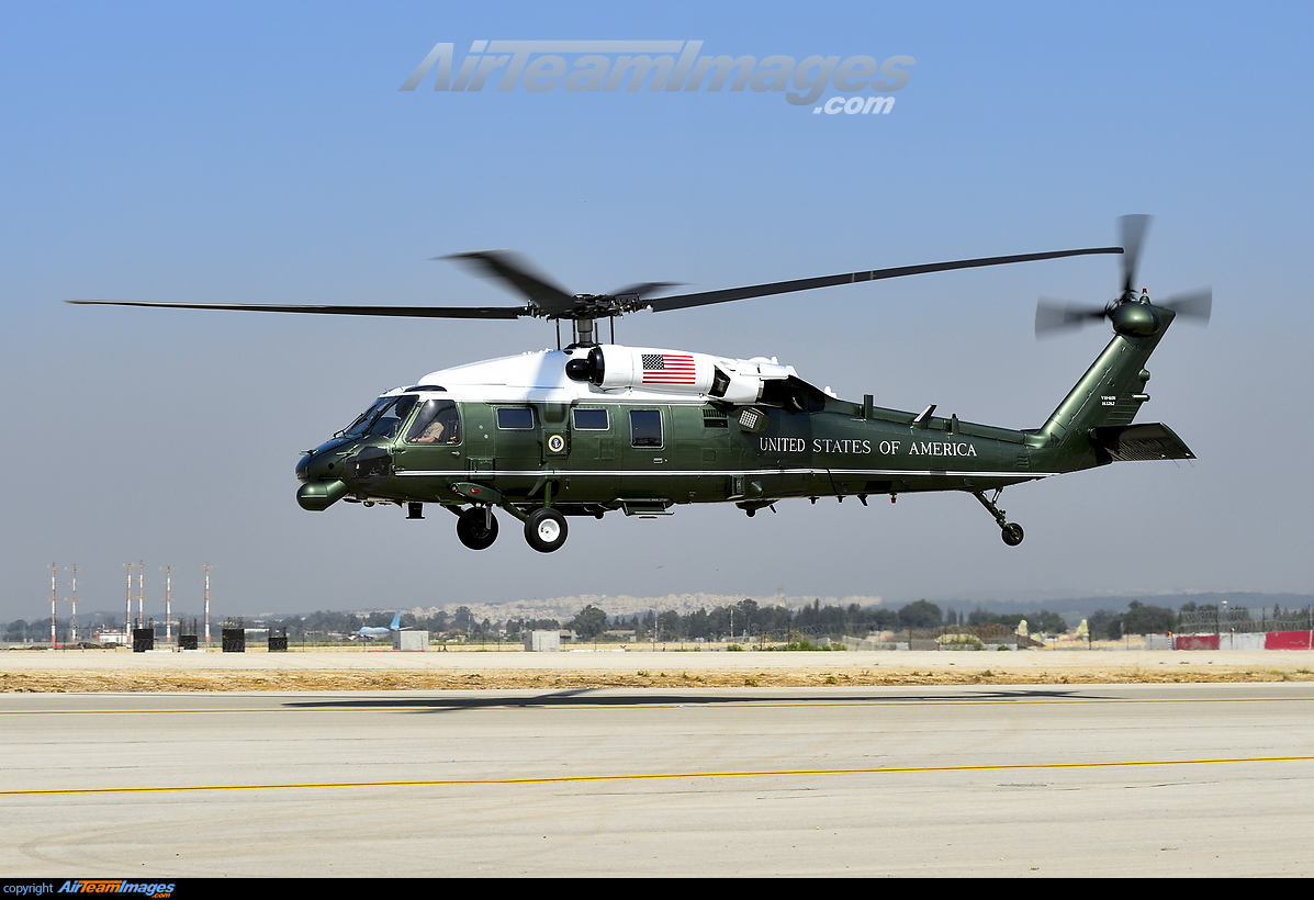 Sikorsky VH-60N White Hawk - Large Preview - AirTeamImages.com