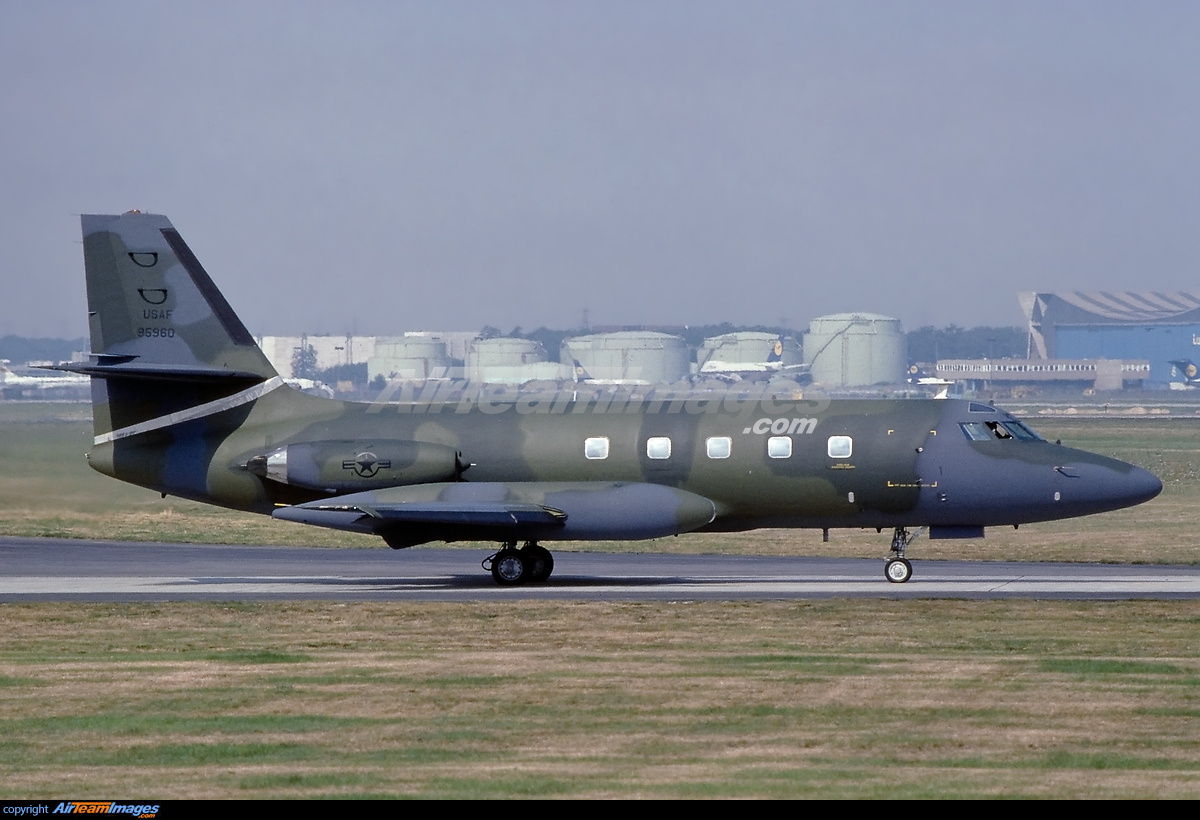 Lockheed C-140A Jetstar - Large Preview - AirTeamImages.com