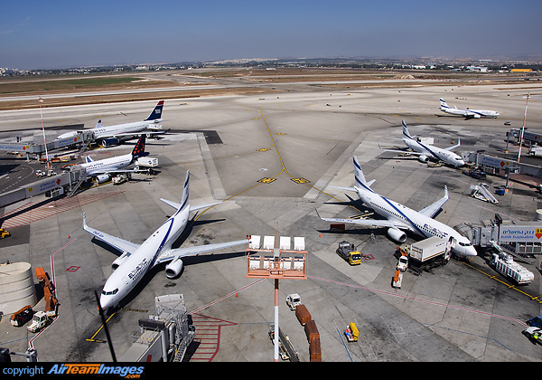 Tel Aviv Ben Gurion Airport 4XEKL Aircraft Pictures Photos