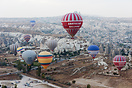 Balloons over Kapadokya - The center top Ultramagic N-425 balloon TC-B...