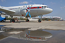 This IL-14 is preserved at Pyongyang Airport and was a gift to the lea...