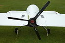 The prototype British ultralight and light-sport aircraft e-Go under d...