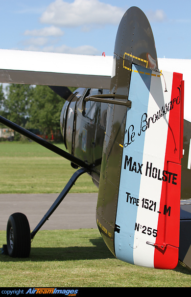 Max Holste MH-1521M Broussard
