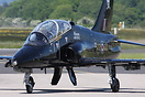 100 Squadron Hawk T1 aircraft are currently on detachment to Linton on...