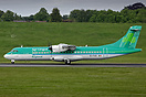 A recent addition to Aer Lingus Regional's fleet, operated by Aer Aran...