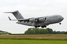 Latest addition of C-17 fleet for QR