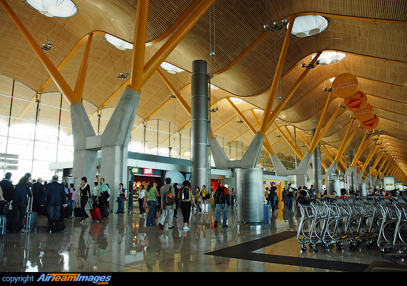 Madrid-Barajas Airport