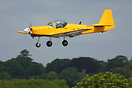 The pilot and a passenger died after this Slingsby T-67M Firefly Mk2 G...