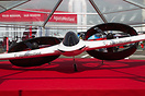 The AgustaWestland Project Zero is a hybrid tiltrotor/fan-in-wing tech...