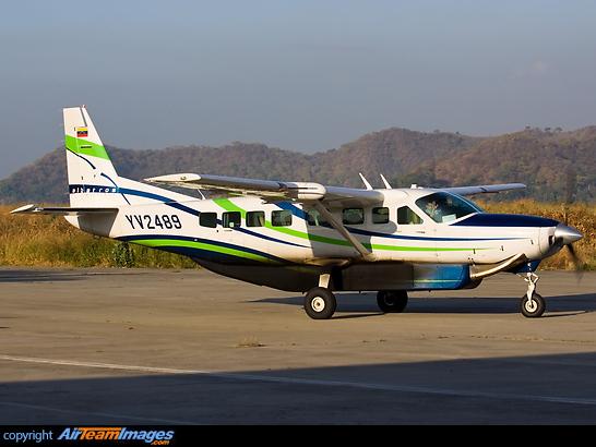 Cessna Caravan 208b Maintenance Manual