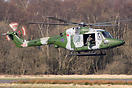 Lynx AH7 ZD274 was deployed to Carlisle for Exercise Joint Warrior 131