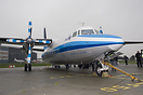 Fokker Heritage Flight - On the apron after a replica of the first fli...