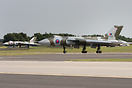 XH558 seen here with XM607