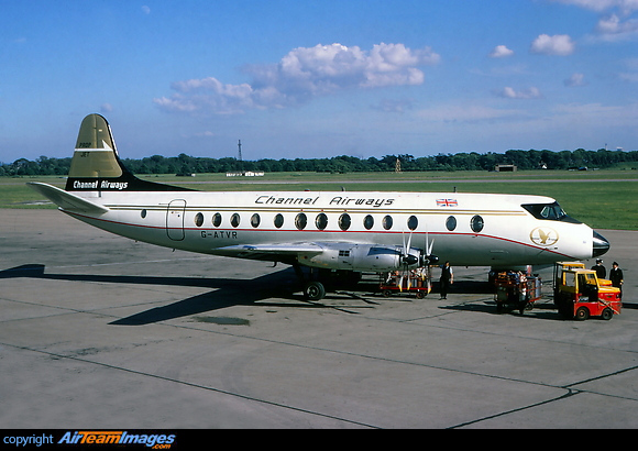 Vickers Viscount 812