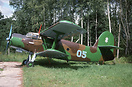 Lithuanian AF An-2 05 blue (c/n 1G226-60) at Zokniai Air Base, Lithuan...