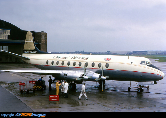 Vickers  701 Viscount