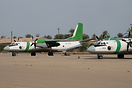 An-26 8315 also wears the civil registration 5A-DOH and carries 'Libya...