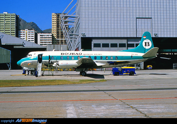 Vickers 843 Viscount