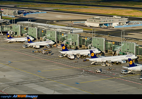 Frankfurt Main Airport