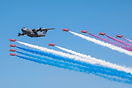 Airbus A400M & Red Arrows