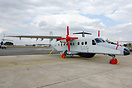 India presented a Dornier 228 maritime reconnaissance aircraft to Seyc...
