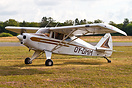 Converted to tailwheel from a Piper PA-22-160 TriPacer