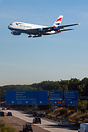 British Airways has scheduled Airbus A380 operation on the London Heat...