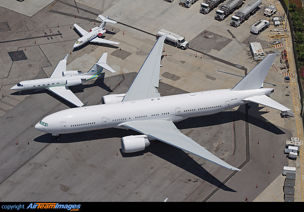 Boeing Business Jet 777 VIP
