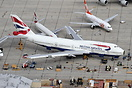 G-BNLA was the first 747-400 for British Airways, now being stripped o...