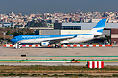 LV-FNI is the first Airbus A330 for Aerolineas Argentinas