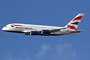 This British Airways Airbus A380 performed 3 flypasts over Dublin city...