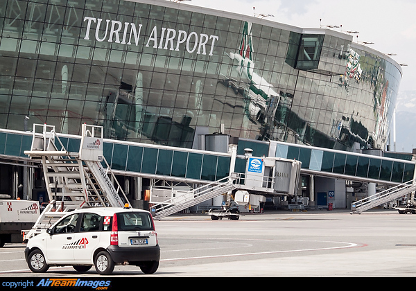 Turin - Caselle Airport - AirTeamImages.com