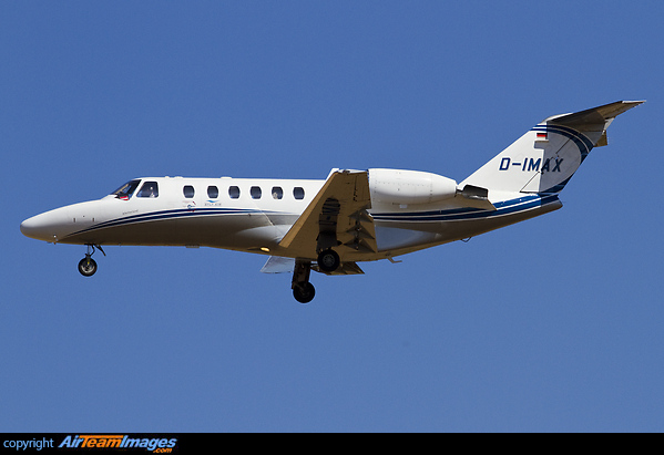 Cessna 525 CitationJet CJ2