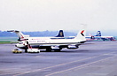 Delivered to Qantas as 707-138 VH-EBA in July 1959. Converted to 707-1...
